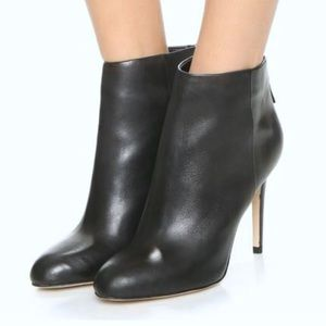 Sam Edelman Kourtney Leather Ankle Boots